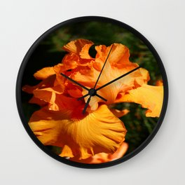 Solare Fire Wall Clock