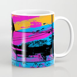 Lets Fly!  - Stunt Scooter Coffee Mug