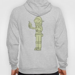 Zulu The Last Interdimensional Time and Space Explorer Hoody