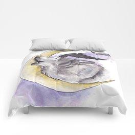 Crescent Howl Comforters