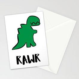 Rawr Stationery Cards