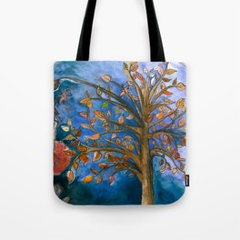 Surprising Beauty  Tote Bag