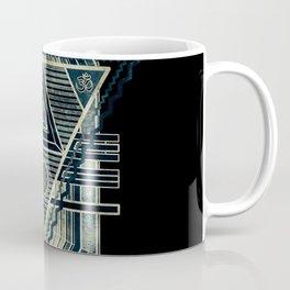 Tesla Portal Dark Coffee Mug