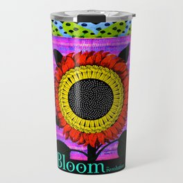 Bloom the Revolution Travel Mug
