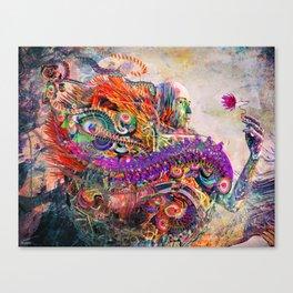 Olmos Canvas Print