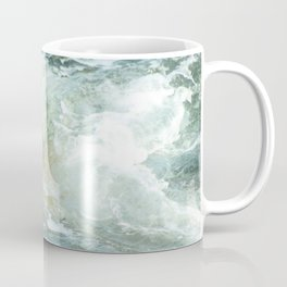 Cushion me soft, rock me billowy drowse, Dash me with amorous wet. Coffee Mug