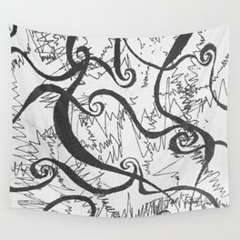 Scatter Away Wall Tapestry