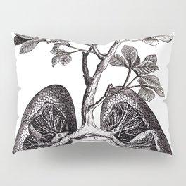 Flourishing Lungs Pillow Sham