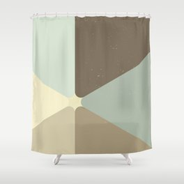 Phi Gamma 6 Shower Curtain