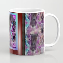 """Carny Twins on mirror tiles"" by surrealpete Coffee Mug"