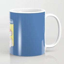 Unicorn Girl Power Coffee Mug