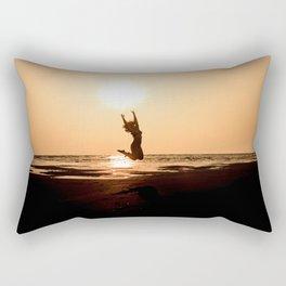 Reach for the Sun Rectangular Pillow