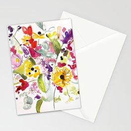 Jim Dandy Farm Flowers Stationery Cards