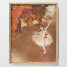 Dancers - Degas Serving Tray