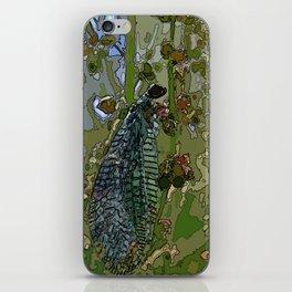 Damsel Fly iPhone Skin