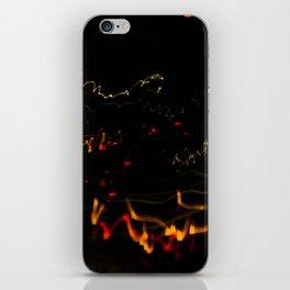 Dark Lights (1) iPhone Skin