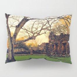 golden light on misiones Pillow Sham