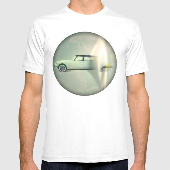 supersonic citroen T-shirt