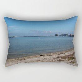 On the Backwater Rectangular Pillow