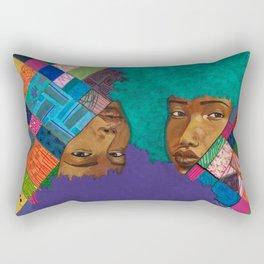 Duo/Gemini Rectangular Pillow