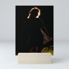 Foreground Mini Art Print