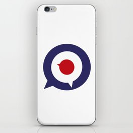Mod thoughts iPhone Skin