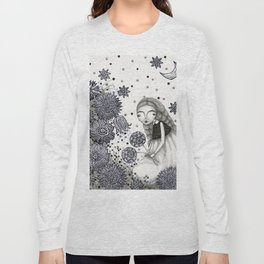 Summer's Night Long Sleeve T-shirt