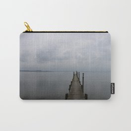 Lake Chiemsee In A Mist Carry-All Pouch