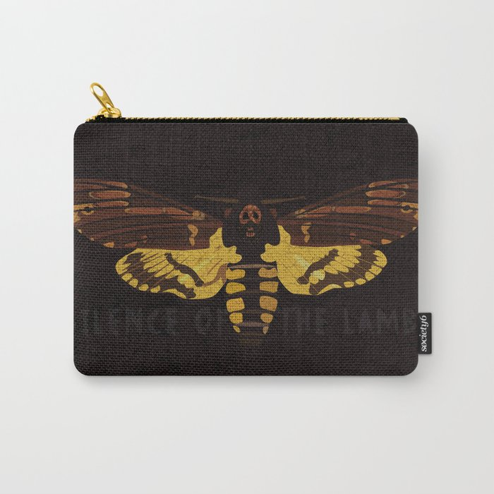 Hannibal Death's-head Hawkmoth  Carry-All Pouch