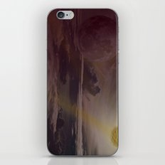 Bright Skies iPhone & iPod Skin