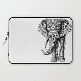 Tribal Elephant Laptop Sleeve