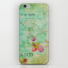 The Lady Jane Collection iPhone Skin