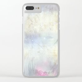Spell Heavy Clear iPhone Case