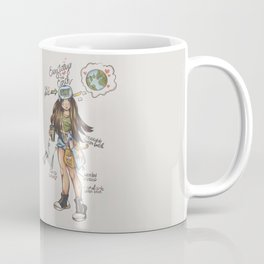ECO-FRIENDLY TIPS Coffee Mug