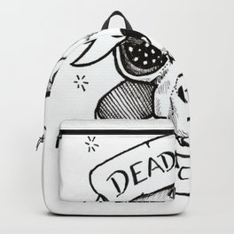 Dead Men Don't Catcall Backpack