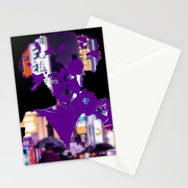 Queen In Tokyo Stationery Cards
