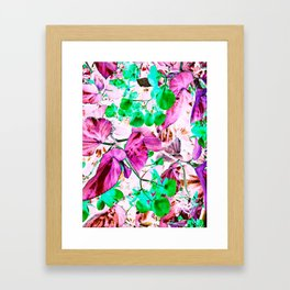 ... The one where he buys you Flowers <3 ... Framed Art Print