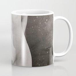 Naked  Woman Watercolor Coffee Mug