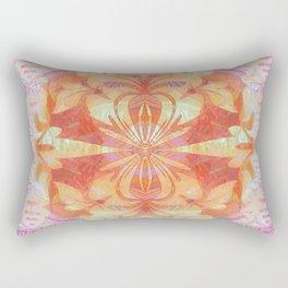 Peaceful Portal Feng Shui Mandala Rectangular Pillow