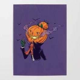 The Pumpkin Bun Poster