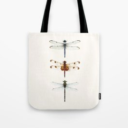 Dragonfly Collector Tote Bag