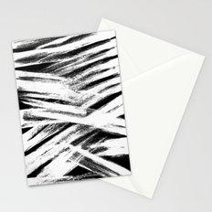 White brush Stationery Cards