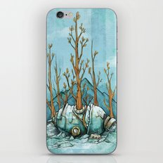 Nature Wins.01 iPhone & iPod Skin