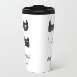 miaow Travel Mug