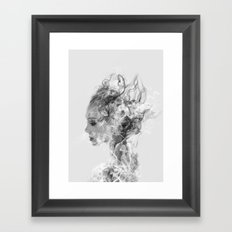 In Another World Framed Art Print