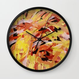 Multilinear 3 Wall Clock