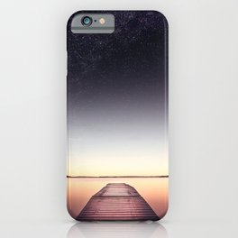 Skinny dip iPhone Case