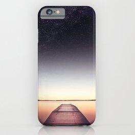 Skinny dip iPhone Case
