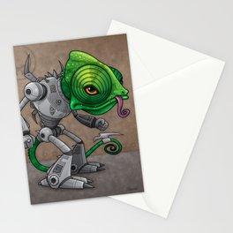 Chameleozoid Stationery Cards