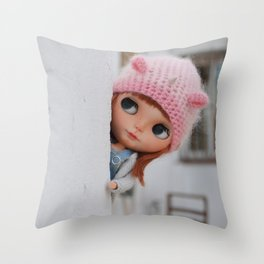 Honey - Boo Throw Pillow